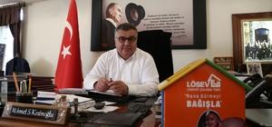 Başkan Kesimoğlu'ndan lösemi hastalarına kumbaralı destek