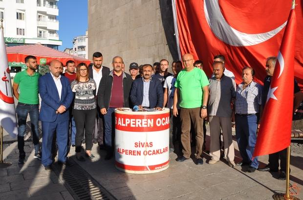 Alperen Ocakları Sivas İl Başkanı Çatalçam: