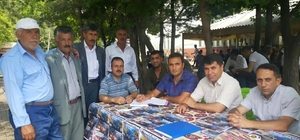 Güroymak'ta '15 Temmuz Destanı Anı Defteri' oluşturuldu