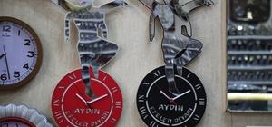 Aydın'da saatler 'Efe'lendi