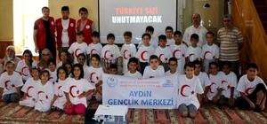 Aydın Gençlik Merkezi gençlere 15 Temmuz'u anlattı