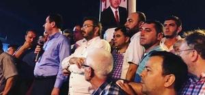 Başkan Kılınç'ın 15 Temmuz Demokrasi ve Şehitleri Anma Günü mesajı