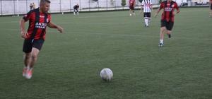 15 Temmuz şehitleri futbol turnuvası devam ediyor