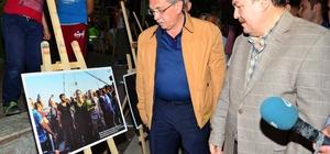 Pursaklar fotoğraf sergisi ile 15 Temmuz'u unutturmadı