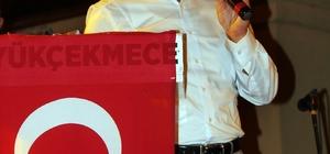 """Başkan Hasan Akgün: """"Cumhuriyetimizi ve demokrasimizi sonsuza kadar yaşatacağız"""""""