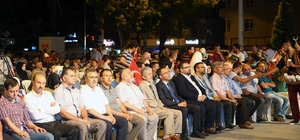 Sincan Belediyesi, 15 Temmuz'u anma etkinlikleri devam ediyor