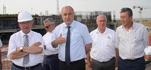 TESKİ 40 milyon TL hizmet binası parasıyla Çorlu ve Kapaklıya yatırım yapacak