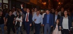 """Iğdır'da """"Milli Birlik"""" yürüyüşü"""