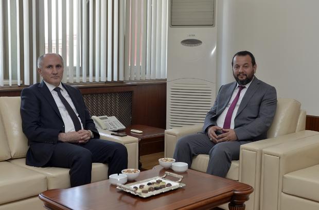 """Rektör Akgül: """"Karaman'ın kalkınmasında üniversite olarak gayret göstermeye devam edeceğiz"""""""