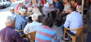 Fatsa'da huzur toplantıları