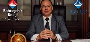 Bahçeşehir Üniversitesi Tıp Fakültesi Dekanı Prof. Dr. Türker Kılıç, Aydın'a geliyor