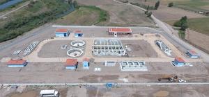 Bigadiç atık su arıtma tesisi hazır