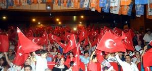 Aydın AK Parti 15 Temmuz şehitlerini andı