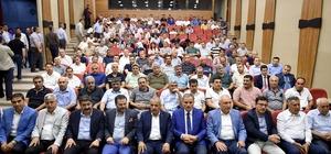 15 Temmuz Destanı paneline vatandaşlardan yoğun ilgi