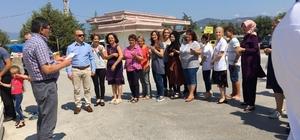 Sağlıkçılardan 15 Temmuz Şehitleri için lokma hayrı