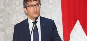 """Bilecik Şeyh Edebali Üniversitesinde """"15 Temmuz İnsan Hakları"""" konulu konferans"""