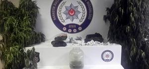 Aydın polisinden uyuşturucu tacirlerine darbe; 12 gözaltı