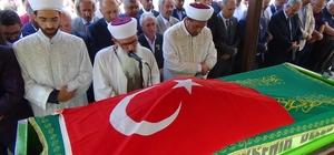 Erzurum Eski Milletvekili Rıfkı Yaylalı son yolculuğuna uğurlandı