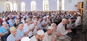 Hisarcık'ta şehitler için 100 bin hatm-i serifin duası yapıldı