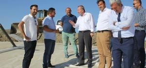 Sungurlu'ya katı atık bertaraf tesisi kuruluyor