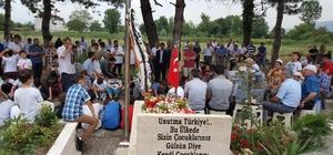 Milli eğitim camiası 15 Temmuz Şehidini unutmadı
