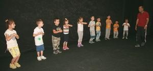 Bozüyük Belediyesi halk oyunları kursları başladı