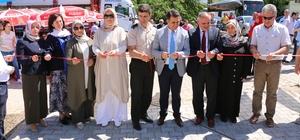 Yahyalı'da Milli İrade Parkı'nın açılışı yapıldı