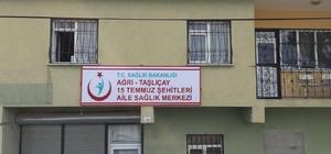 Ağrı'da 2 aile sağlık merkezine 15 Temmuz Şehitlerinin adı verildi
