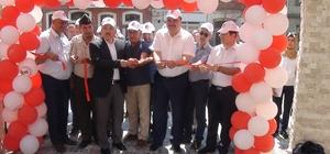 Havran'da 15 Temmuz Şehitler Meydanı açıldı