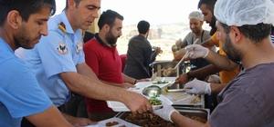 Diyarbakır'da şehitler için mevlit okunup, fidan dikildi