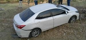 Ömerli'de trafik kazası: 2 yaralı