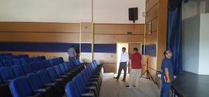 Pazarlıbey Konferans Salonu genişletiliyor