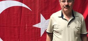 """Eser: """"Bu milletin dinine, ülkesine, bayrağına, ezanına sevdalı yiğitleri bitmeyecektir"""""""