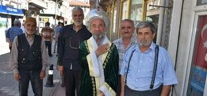 Osmanlı kıyafeti giyip Tosya'da 15 Temmuz törenlerine katılacak