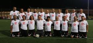 15 Temmuz Şehitleri Anısına Düzenlenen Futbol Turnuvası Tamamlandı