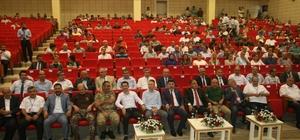 Kilis'te 15 Temmuz çalıştayı