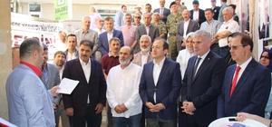 Bayburt'ta 15 Temmuz Şehitler Sergisi açıldı