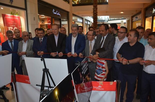Trabzon'da 15 Temmuz etkinlikleri