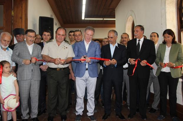 Tarihi binada 15 Temmuz fotoğraf sergisi açıldı