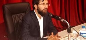 Kahta'da Demokrasi Zaferi ve Şehitleri Anma Programı düzenlendi
