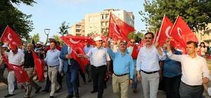 Fatsa'da milli birlik yürüyüşü