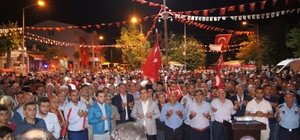 """Kağızman'da """"15 Temmuz Demokrasi ve Milli Birlik Günü"""""""