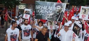 Aydınlılar 15 Temmuz etkinliklerine yoğun ilgi gösterdi