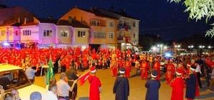 Aslanapa'da 15 Temmuz Demokrasi Zaferi ve Şehitleri Anna Günü