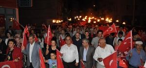 Simav'da 15 Temmuz Demokrasi ve Milli Birlik Günü