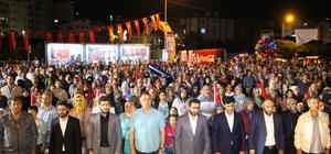 """Oltu ve Pasinler'de""""15 Temmuz Demokrasi ve Milli Birlik Günü"""" etkinlikleri"""