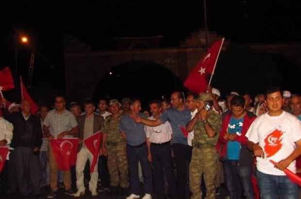 """Tuzluca'da """"15 Temmuz Demokrasi ve Milli Birlik Günü"""""""