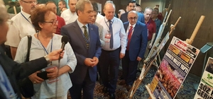 TGF Adana'da 15 Temmuz Basın Sergisi açtı