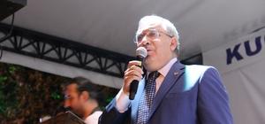 Vali Ahmet H. Nayir: 15 Temmuz gecesi ihanet ve sadakati birlikte yaşadık