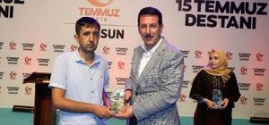 """-İlkadım'dan """"19 Mayıs'tan 15 Temmuz'a"""" ödüllü şiir yarışması"""